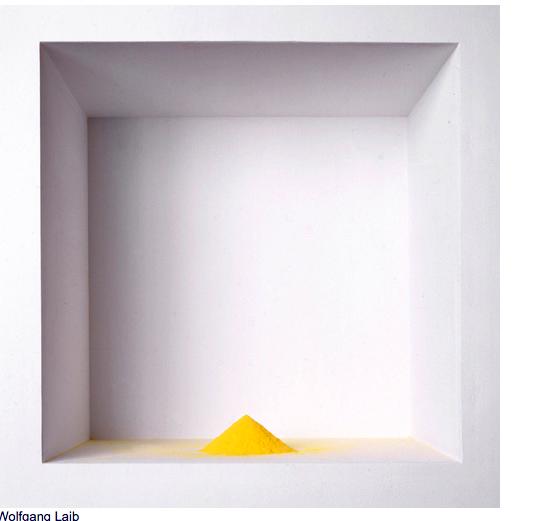 Wolfgang Laib, Untitled, 1998