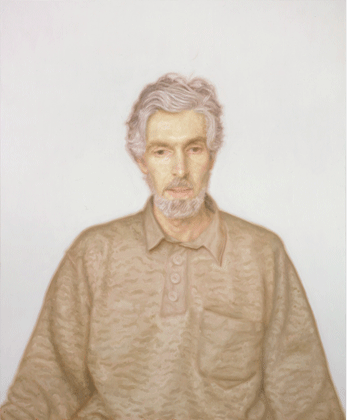 Y.Z. Kami, Untitled (The Gardener), 2005, oil on canvas