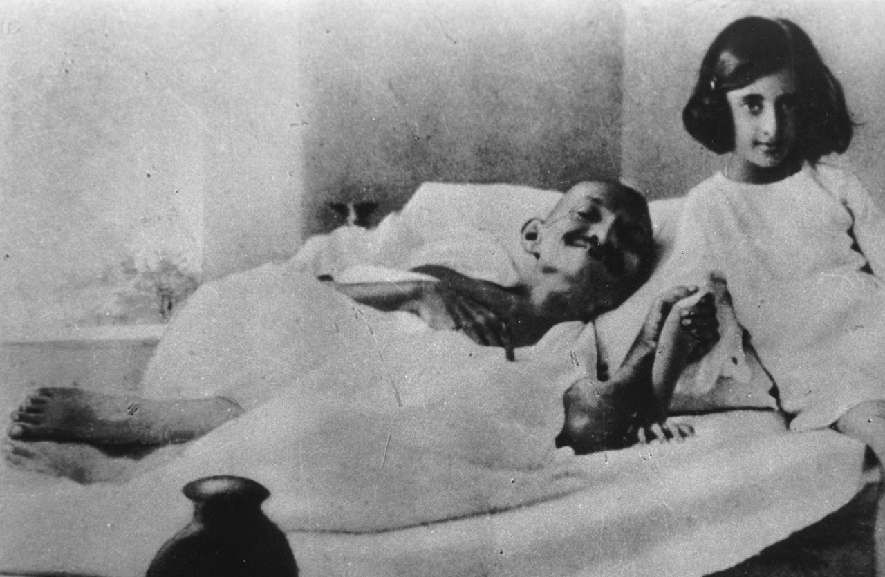 1280px-Gandhi_and_Indira_1924