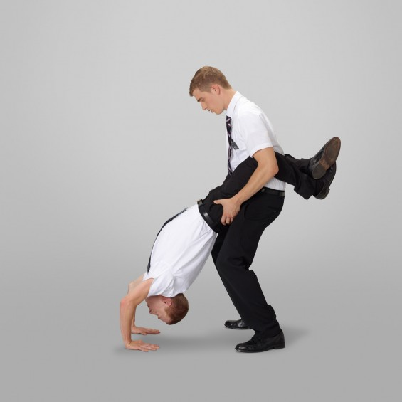 Naughty Book Of Mormon Missionary Positions - By Neil -2172