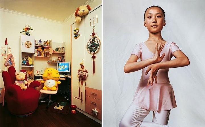 Li, 10, Beijing, China