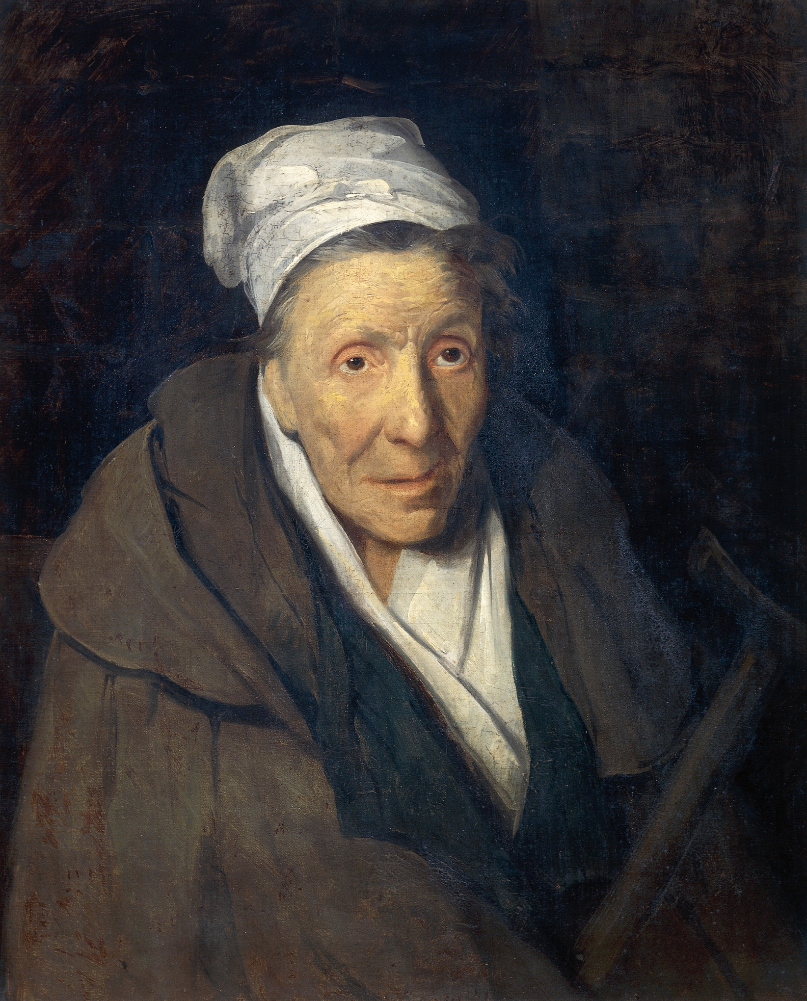 Theodore Gericault – Portraits of the Insane (1822)