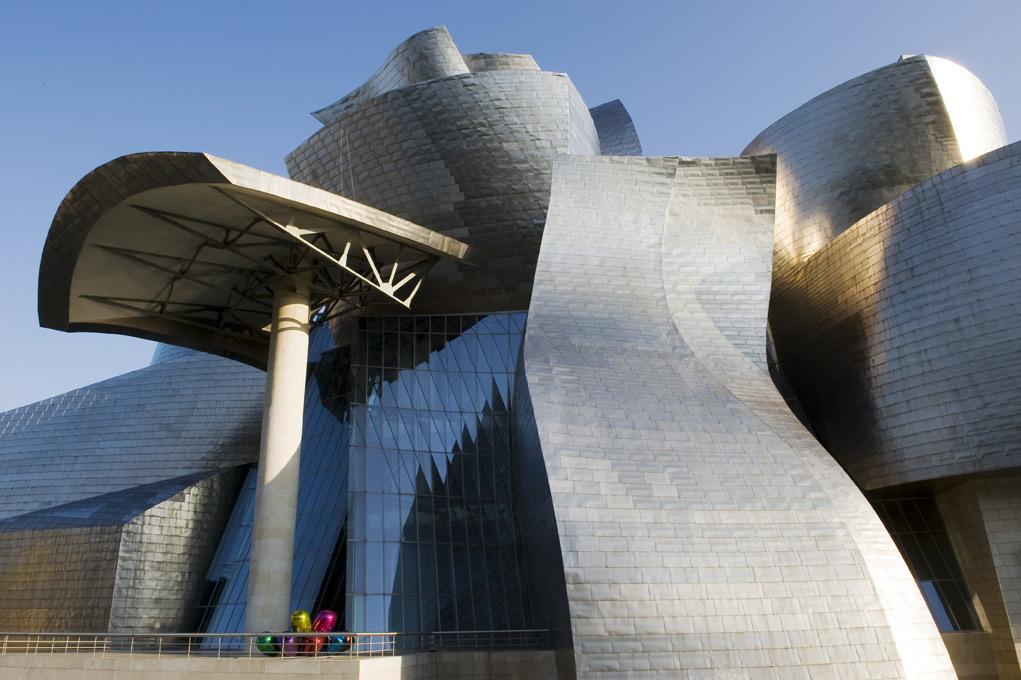 Guggenheim Bilbao, Bilbao