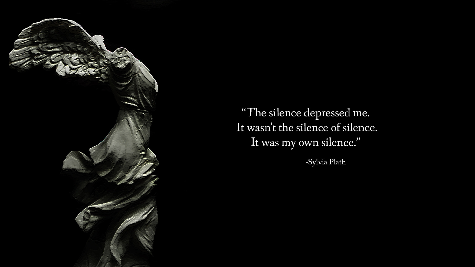 sylvia-plath-on-depression-quote-hd-wallpaper-1920x1080-9801