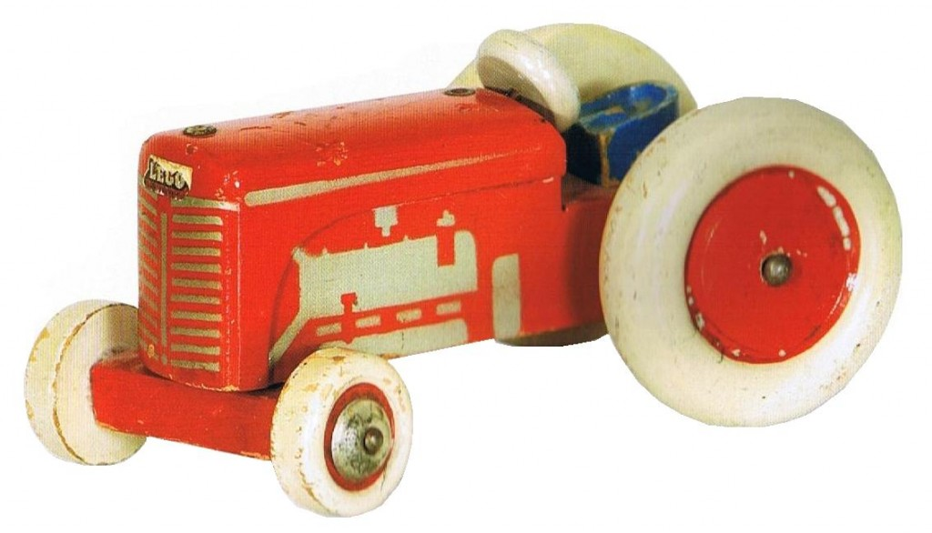 Tractor - 1949