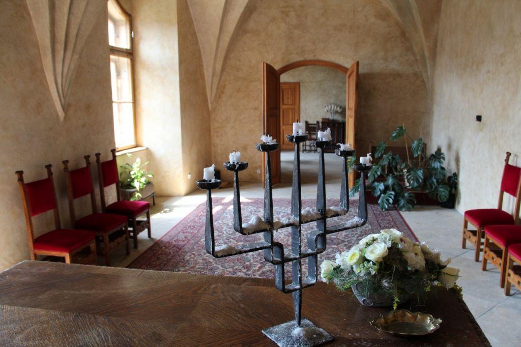 Karlštejn-Castle/Interior