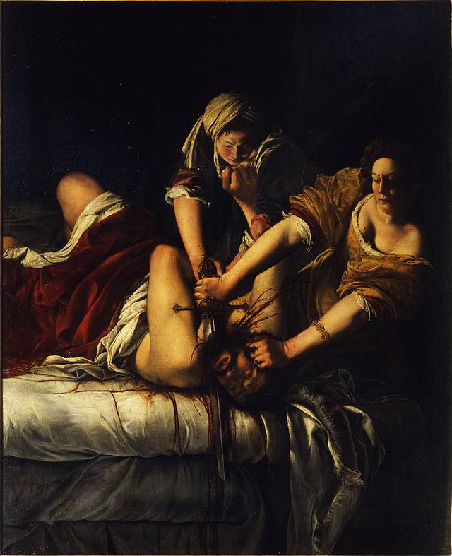 640px-Artemisia_Gentileschi_-_Giuditta_decapita_Oloferne_-_Google_Art_Project