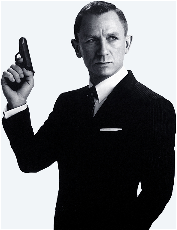 James Bond Darsteller Daniel