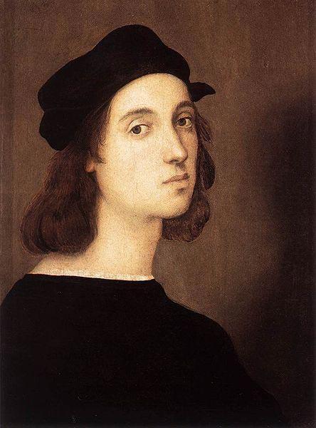 Self-portrait-Raphael