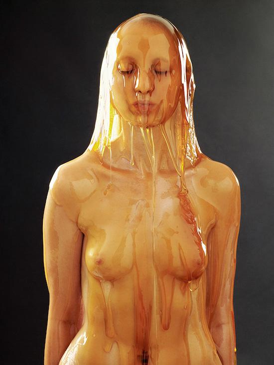 blake-little-honey-covered-humans-preservation-designboom-04