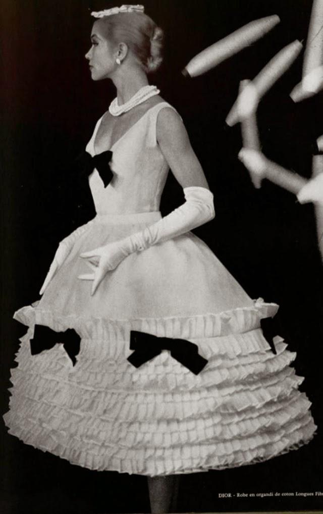 1950s Dior.