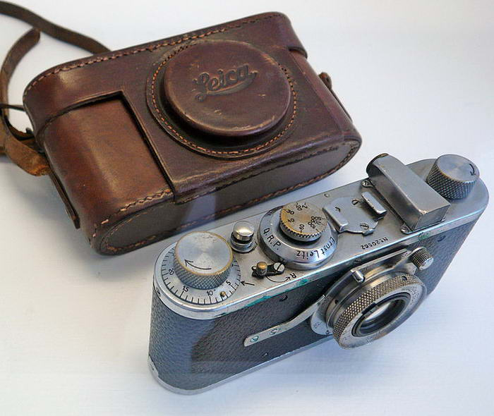 Bresson's First Leica