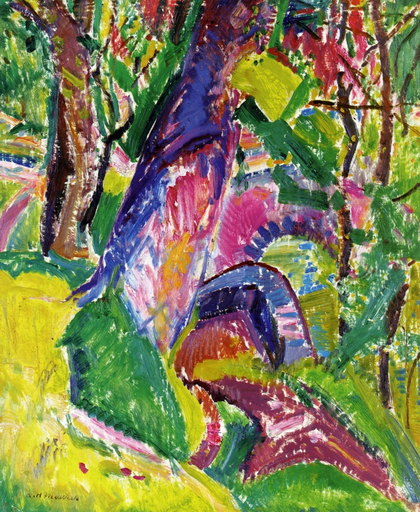 Bridte-Landscape-2-1915-1920-xx-Private-collection