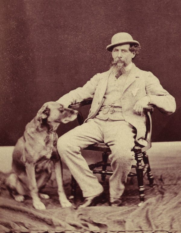 Charles Dickens and Turk