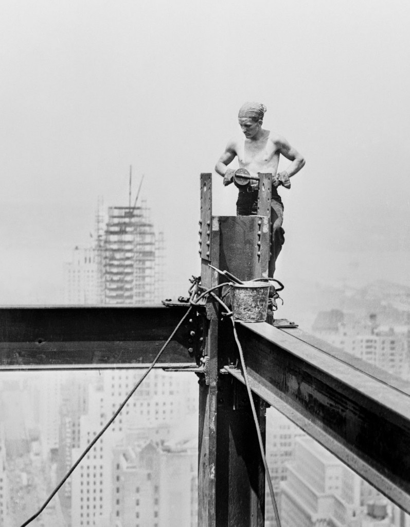 ConstructingtheEmpireStateBuilding1930s20
