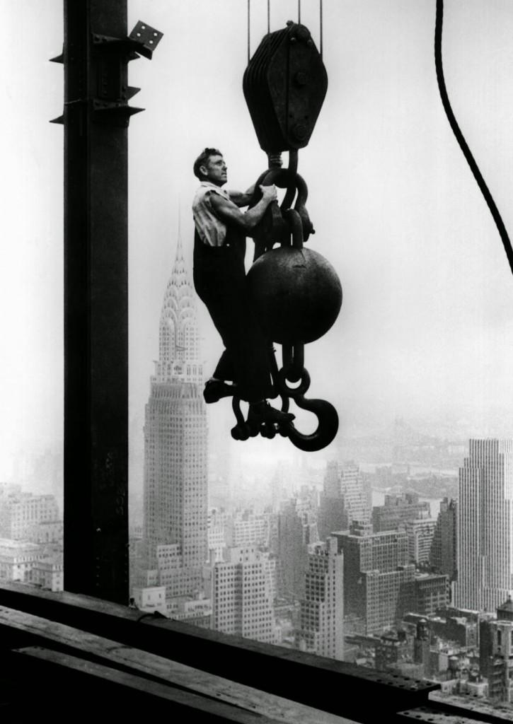 ConstructingtheEmpireStateBuilding1930s7
