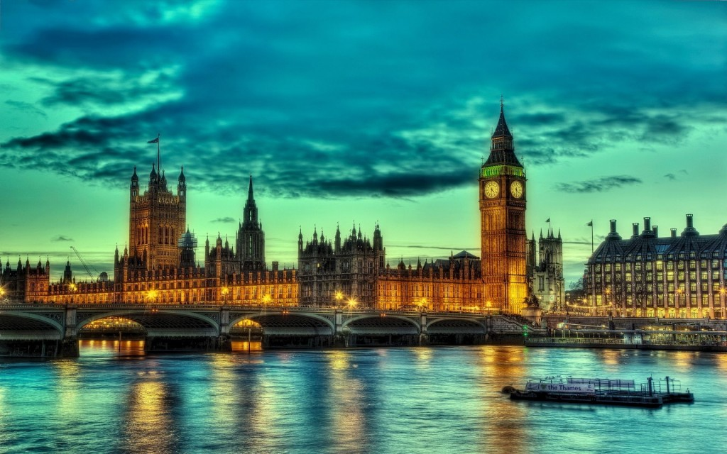 London-Houses-Of-Parliament