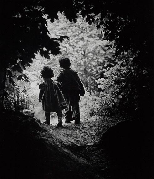 W. Eugene Smith, The Walk to Paradise Garden, oversized silver print, 1946.