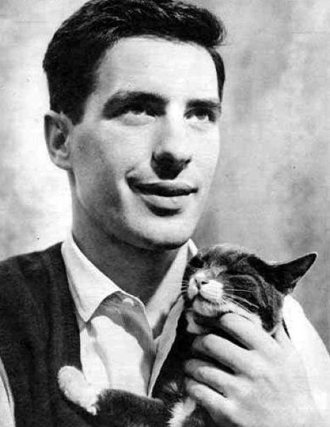 cassavetes with cat