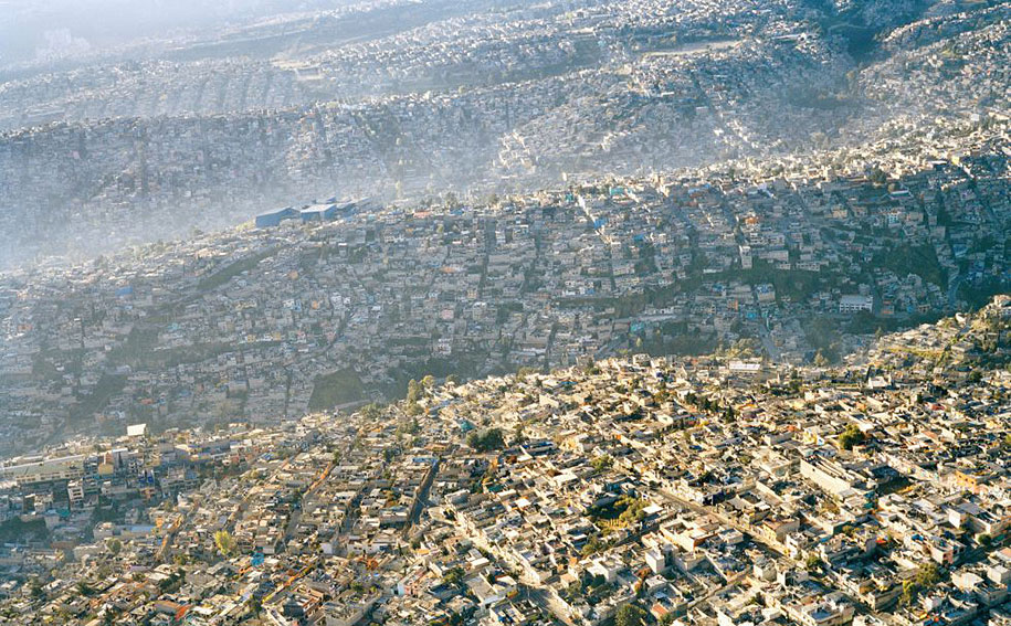 20 million people live in Mexico City, Mexico.