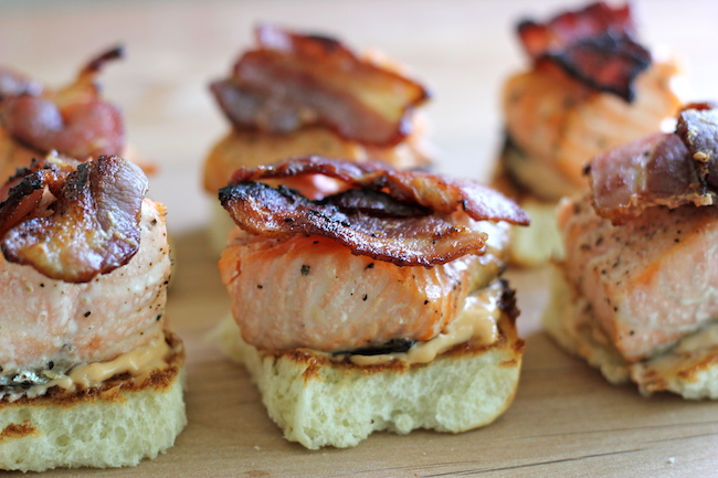 salmon-sliders