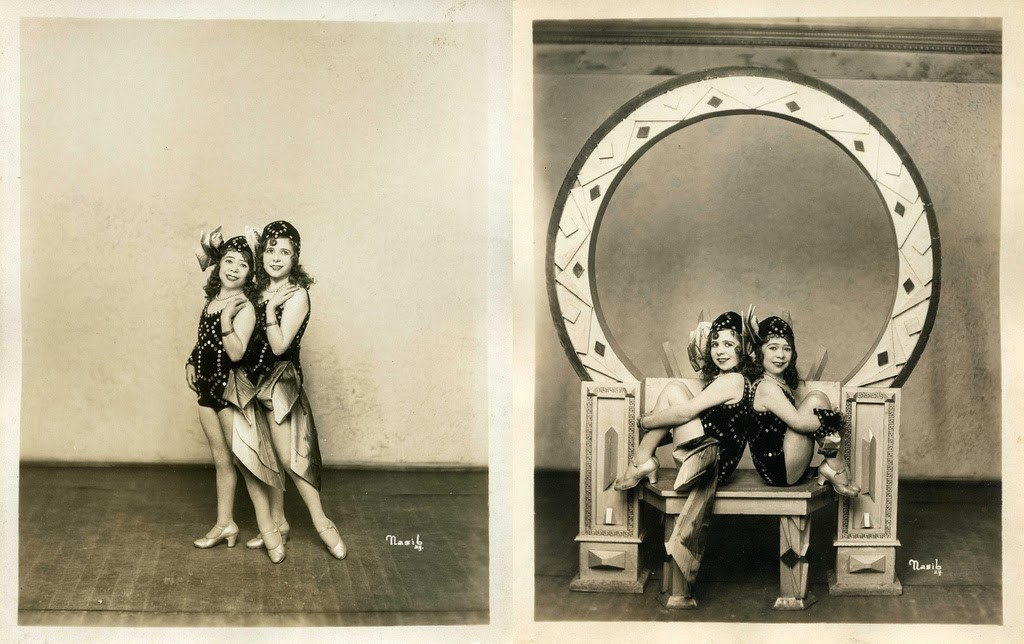 Hans+Kasemann+and+his+Midget+Troupe,+1920s+(29)