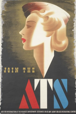 Join the ATS poster 2832 ©IWM_tif