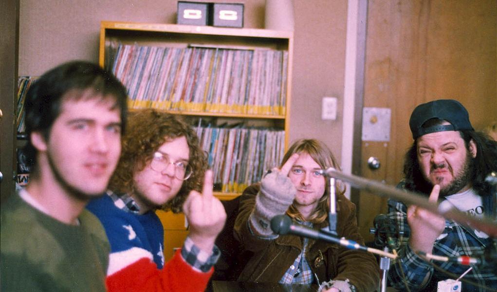 b8b6941b6803 Endorsement   Photographs Of Kurt Cobain s Most Intimate Belongings ...