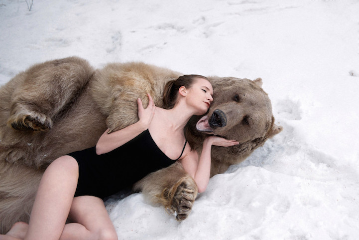 Bear hugs models
