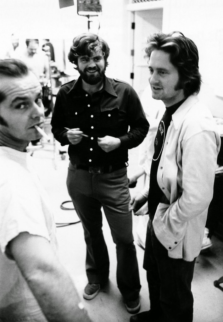 One Flew Over the Cuckoo's Nest - Behind the scenes (10)