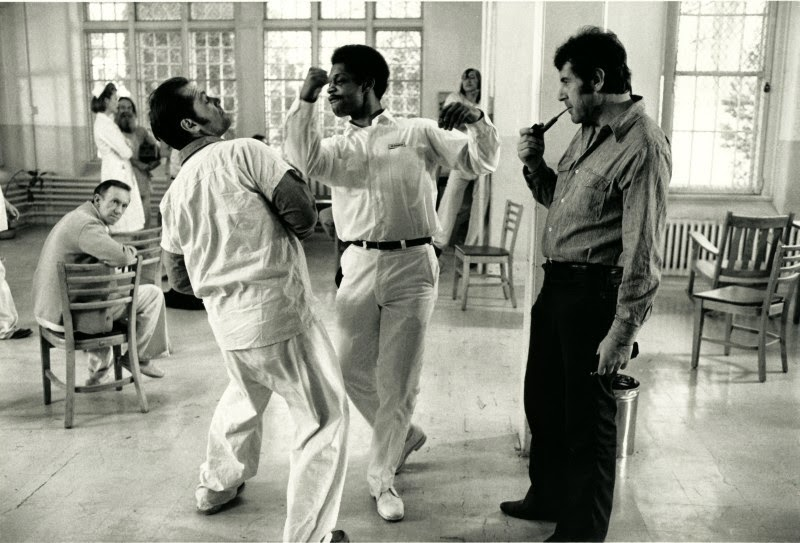 One Flew Over the Cuckoo's Nest - Behind the scenes (16)