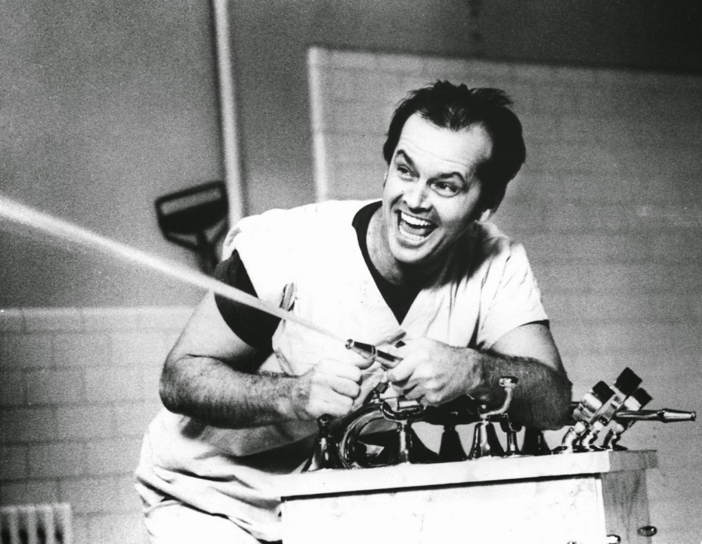 One Flew Over the Cuckoo's Nest - Behind the scenes (5)