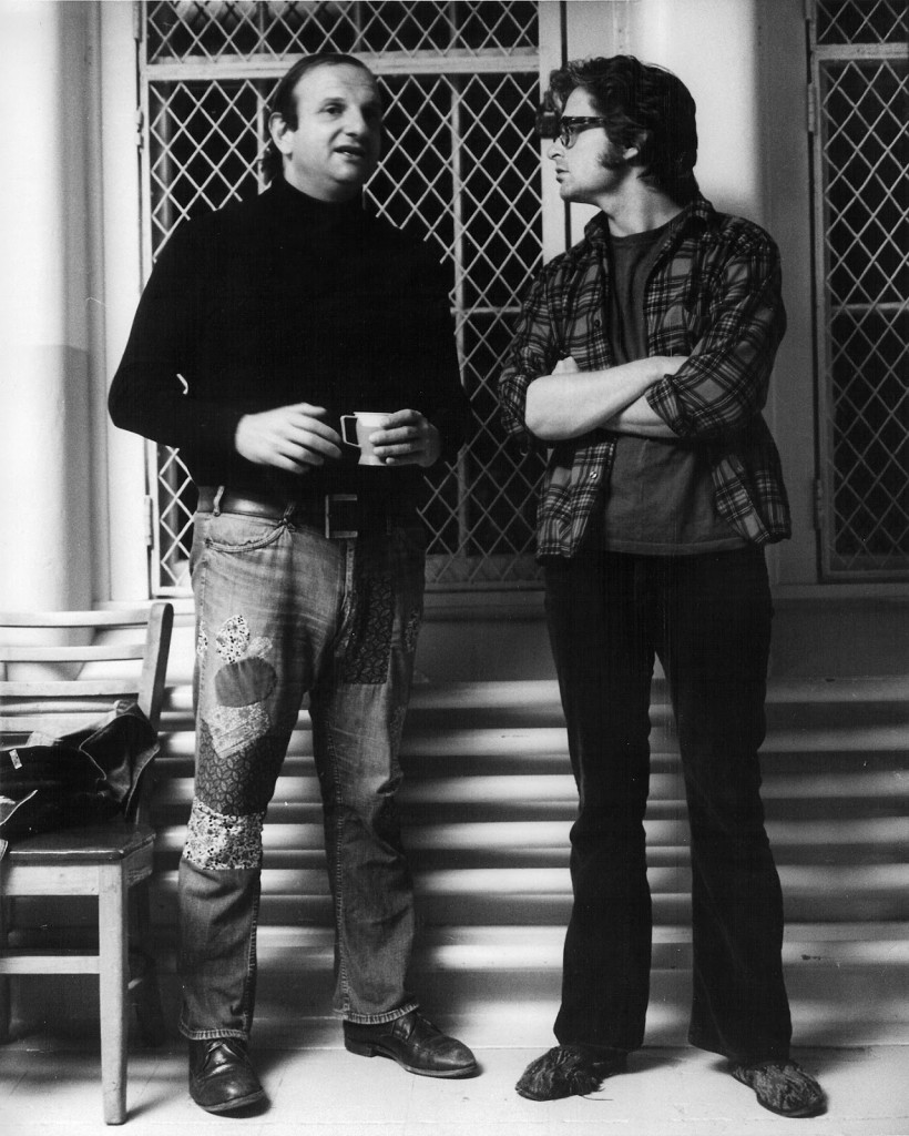One Flew Over the Cuckoo's Nest - Behind the scenes (9)