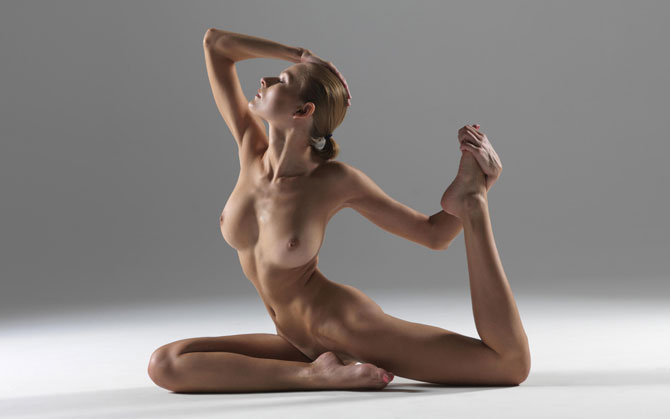 All above Yoga poses nude sex rather valuable