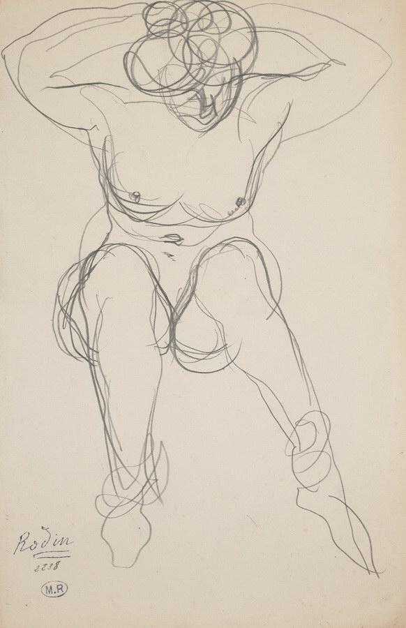 Rodin dessins 04