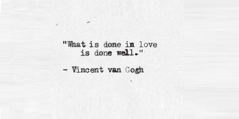 23 Of Vincent Van Goghs Most Beautiful Quotes Art Sheep