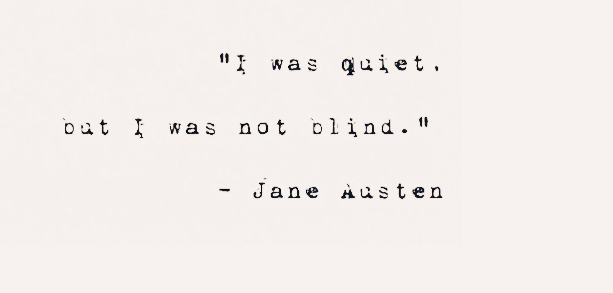 25 Of Jane Austen\'s Most Famous Quotes - Art-Sheep