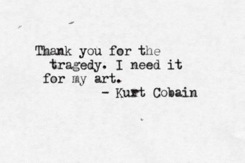 21 Inspiring Quotes by Kurt Cobain - Art-Sheep