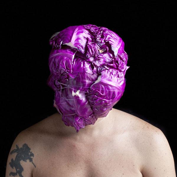 Artist Takes Imaginative Self-portraits Wearing Bizarre Masks