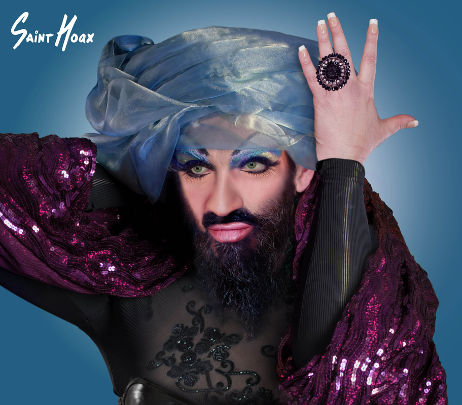 Osama Bin Laden as Ossie B