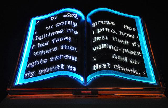 Luminous-Neon-Books-by-Airan-Kang-9