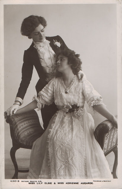 Beautiful Photographs Of Proud Lesbian Couples From The Victorian Era - Art-Sheep-8281
