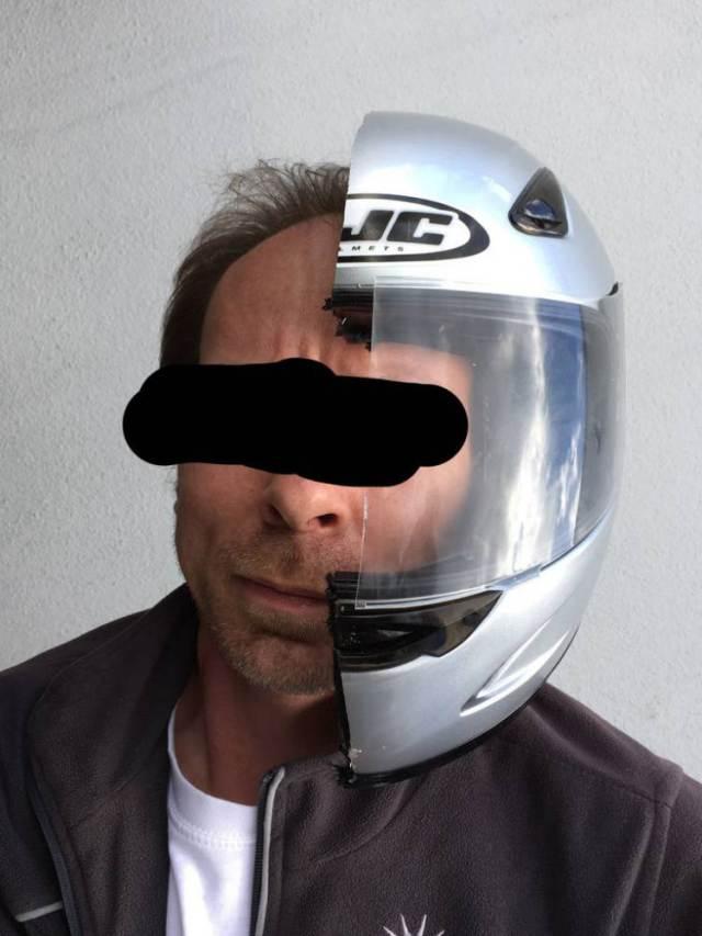 German man cuts possessions in half to spite ex-girlfriend 1192894