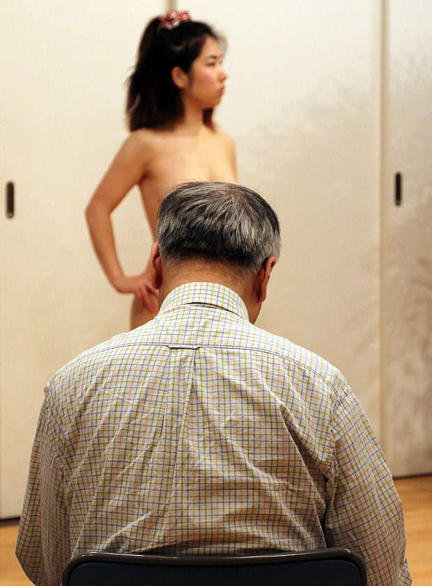 Have passed Nude japanise virgin girl true
