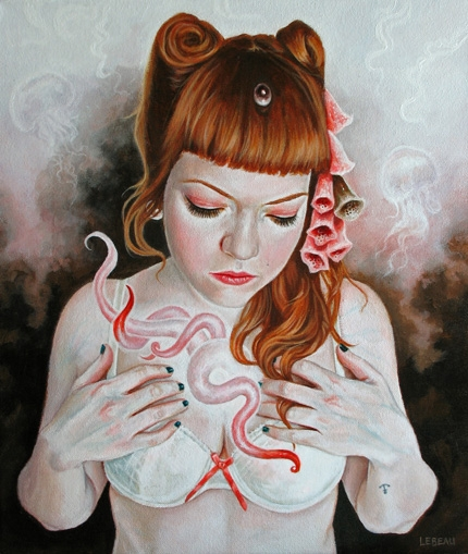 100-Self_Portrait-2011-Edith_Lebeau