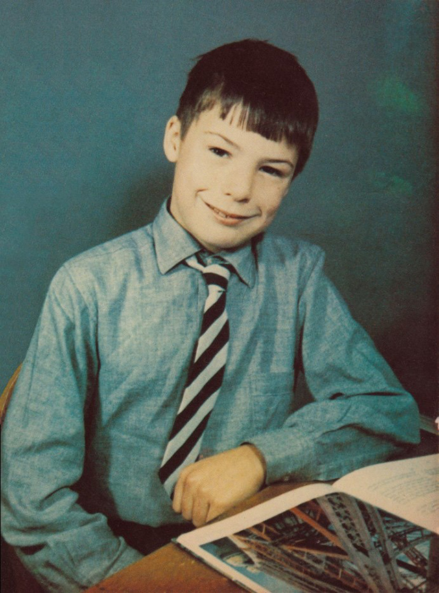 20 Rare Photos Of Our Favorite Rock Stars As Children