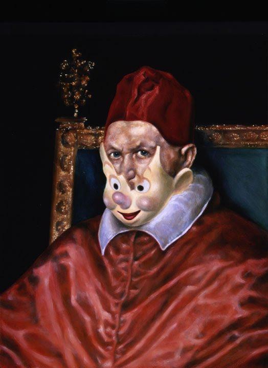 Pope Pinocchio