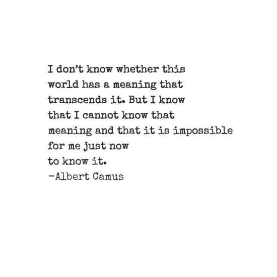 23 Of Albert Camus Most Beautiful Quotes Art Sheep