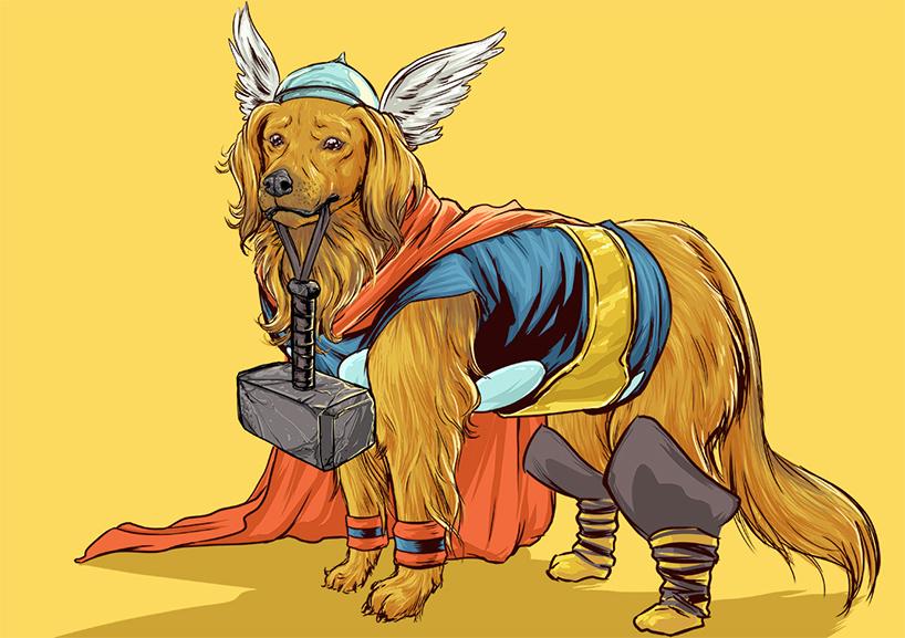 josh-lynch-dogs-of-the-marvel-universe-designboom-007