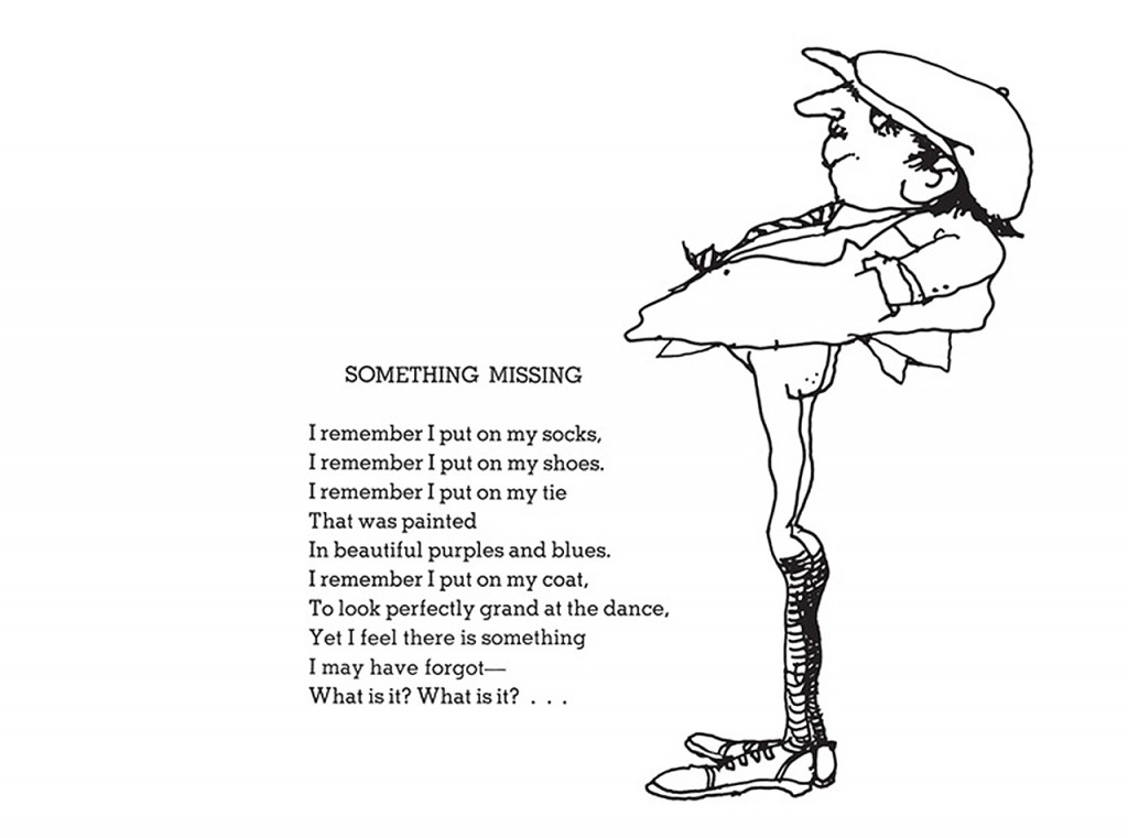 Shel Silverstein Illustrations: 20 Of Our Favorite Shel Silverstein Poems